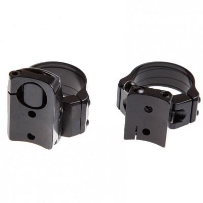 Быстросъемный поворотный кронштейн Apel EAW на Browning Bar/Benelli Argo с кольцами 30 мм стандарт (300-05003) (05183)