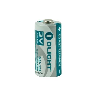 Батарейка Olight CR123A 3.0V 1600mAh (02817)