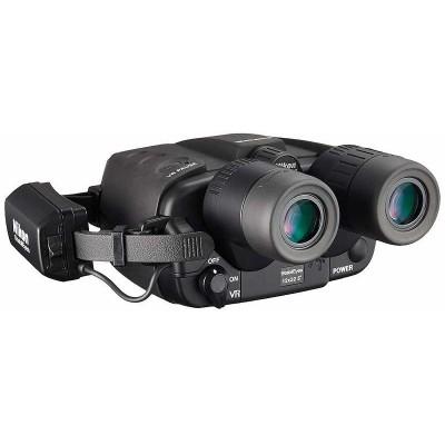 Бінокль Nikon StabilЕyes 12x32 зі стабілізацією зображення (ВАА621ЕА) (04124)