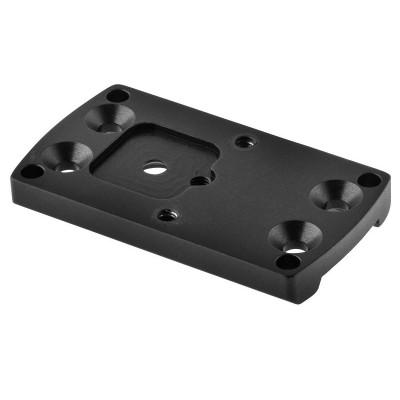 Адаптер MAKlick для коллиматора Aimpoint Micro / Holosun для установкіна кронштейн MAKlick (3100-1000) (04372)