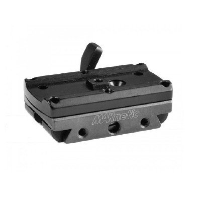 Адаптер MAKnetic  для коллиматора Aimpoint Micro/Holosun на планку 14 мм (3014-1000) (04370)