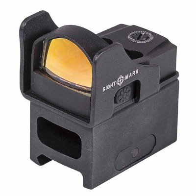 Коллиматорный прицел Sightmark Mini Shot Pro Spec Green (SM26007) (05749)