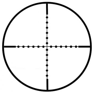 Оптический прицел Leapers 6-24x50 SF Mil-Dot IE 36 цветов (SCP-62450AOMDIE) (04974)