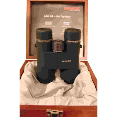 Бинокль Minox APO HG 8x43 BR (04075)