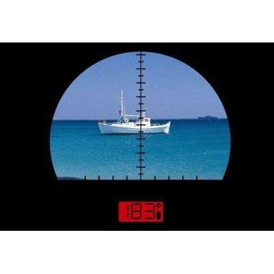 Бінокль Kenko M-Model 7x50 IF GPS з далекомірної сіткою і компасом (04214)