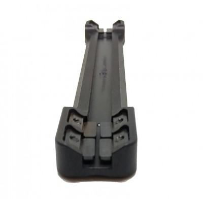 Кронштейн Fortuna 121N-V07 с Weaver для оружия с вентилируемой планкой 7.0-8.1 мм (03103)