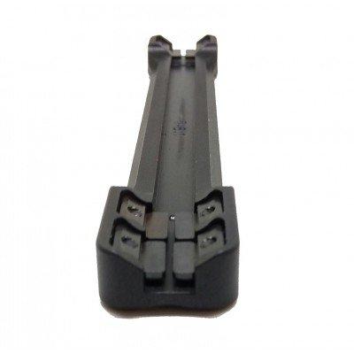 Кронштейн Fortuna 121N-V08 с Weaver для оружия с вентилируемой планкой 8.0-9.1 мм (03104)