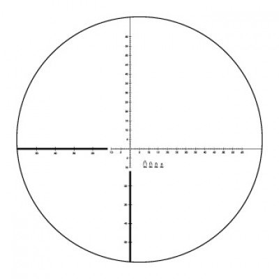 Монокуляр Vortex Solo 8x36 R/T с дальномерной сеткой (920006) (06038)