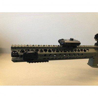 Тактический блок Holosun LS117G с лазерным целеуказателем зеленый луч (07045)