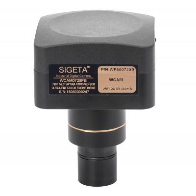 Бездротова цифрова камера для мікроскопа Sigeta WCAM 720P з Wi-Fi мережею (03713)