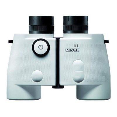 Бинокль Minox BN 7x50 DC белый с цифровым компасом и угломерной сеткой (04097)