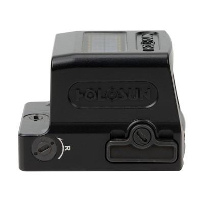 Коллиматорный прицел Holosun Open Elite HE509T-RD 2MOA с солнечной батареей в титановом корпусе (07049)