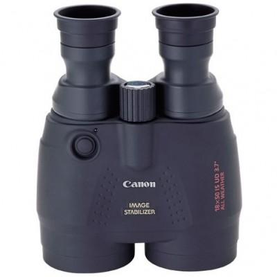 Бінокль Canon 18x50 IS All Weather зі стабілізатором зображення (06112)