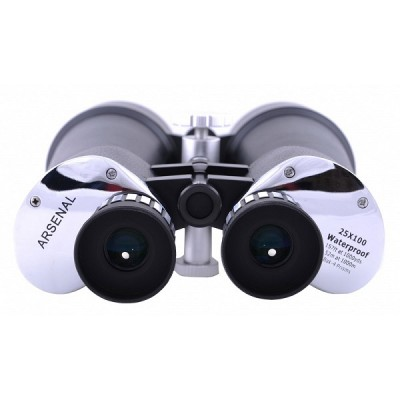 Астрономический бинокль Arsenal NBN33 25x100 с кейсом (NBN33-25100) (06162)