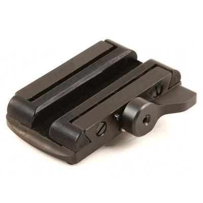 Адаптер MAKnetic  для коллиматора Aimpoint Micro/Holosun на планку 12 мм (3012-1000) (04368)