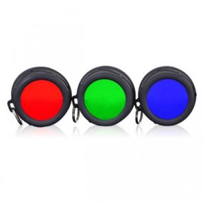 Светофильтр резьбовой зеленый Klarus FT30 для тактических фонарей Klarus XT30/XT30R (KLR-FT30-GR) (05855)
