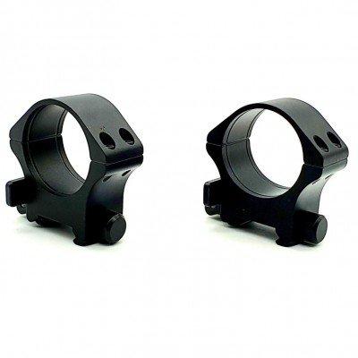Быстросъемные кольца MAK MAKuick3 30 мм высота 10,5 мм на Picatinny/Weaver (5263-3010) (05795)