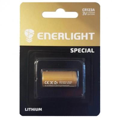 Батарейка Enerlight Lithium Cell 3V CR123 (05978)