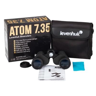 Бінокль Levenhuk Atom 7x35 (67679) (06308)