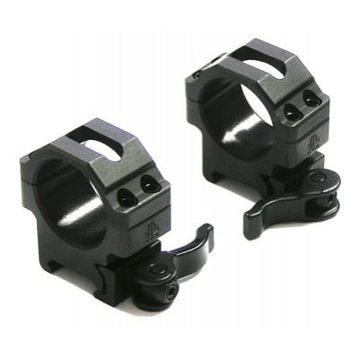 Быстросъемные кольца Leapers UTG средние 25.4 мм на ласточкин хвост 11 мм (02898)