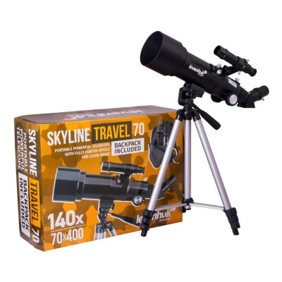 Телескоп Levenhuk Skyline Travel 70 (70818) (06146)