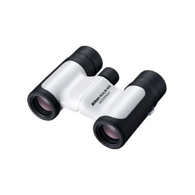 Бинокль Nikon Aculon W10 10x21 whіtе (04187)