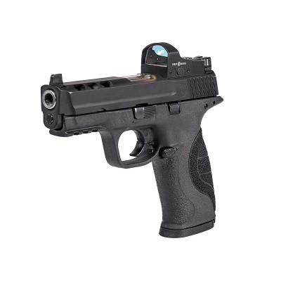 Коллиматорный прицел Sightmark Mini Shot Pro Spec 1x28x19 точка 5 MOA на Weaver (SM26006) (04705)