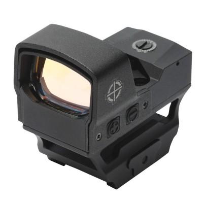 Коллиматорный прицел Sightmark Core Shot A-Spec 1x28х18 точка 5 MOA на Weaver (SM26017) (04706)