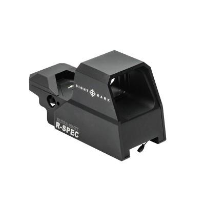 Коллиматорный прицел Sightmark Ultra Shot R-Spec 1x33x24 точка 3 и 5 MOA на Weaver (SM26031) (04708)