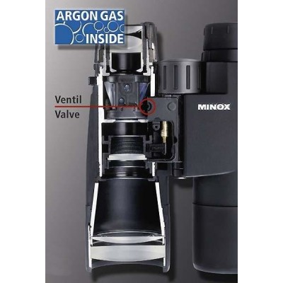 Бінокль Minox HG 10x52 BR (04113)