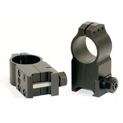 Кольца Warne Tactical 603M Extra High 25,4мм на Weaver (02472)