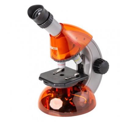 Микроскоп Sigeta Mixi 40x-640x Orange с адаптером для смартфона (65913) (07282)