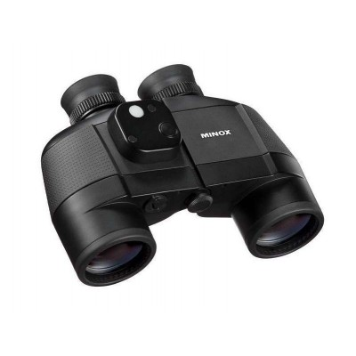 Бінокль Minox BN 7x50 C чорний з аналоговим компасом і угломерной сіткою (04094)